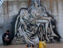 Street Art for Rights, dalla periferia l'arte per il cambiamento (ANSA)