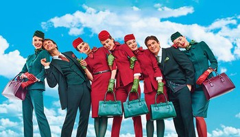 'Alitalia Day. Our journey to excellence' (ANSA)
