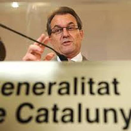 Crisis: Catalan governor accused of wasting taxpayer money