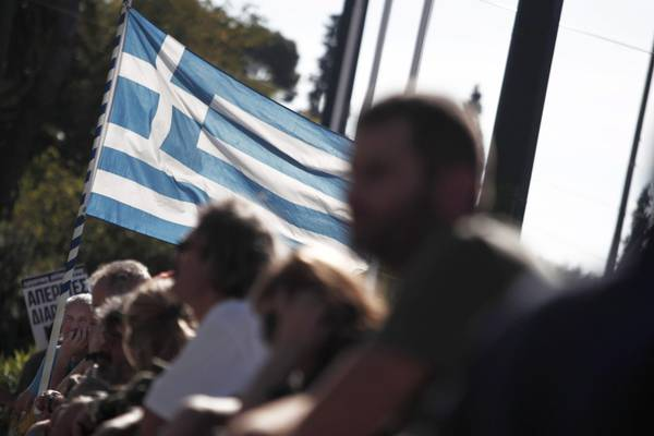 Crisis weighs heavily on Greek society