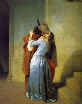 Francesco Hayes, 'The Kiss'