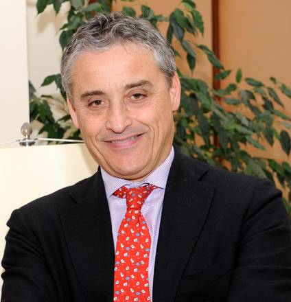 Italy's Special Envoy fort the Mediterranean and the Middle East, Maurizio Massari.
