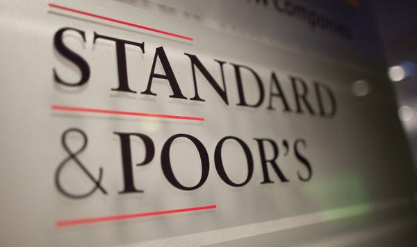 Standard and Poor's has cut Spain's credit rating from A to BBB+