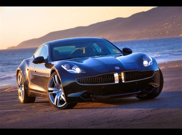 A New York Fisker presente con Atlantic, berlina sportiva