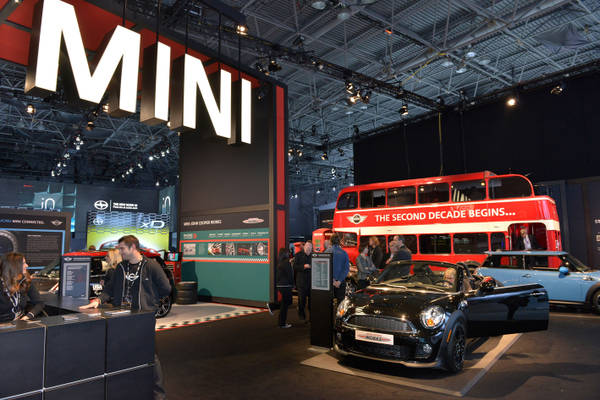 Mini, con serie speciale 10 Years celebra presenza negli Usa