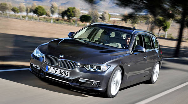 BMW Serie 3 Touring 2012