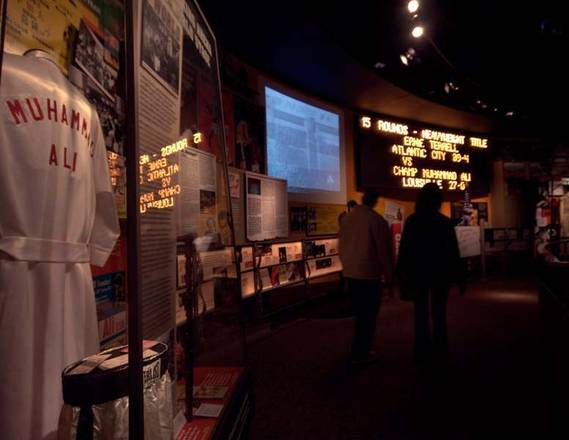 Louisville: Muhammad Ali' Center