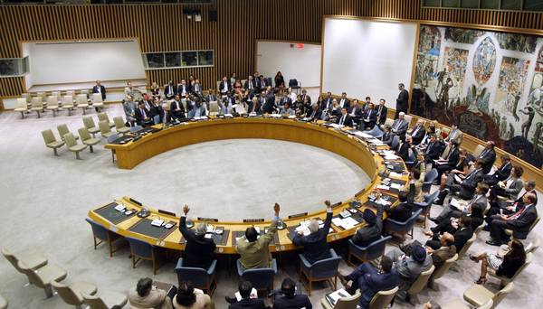 United Nations Security Council votes to extend mission in Syria