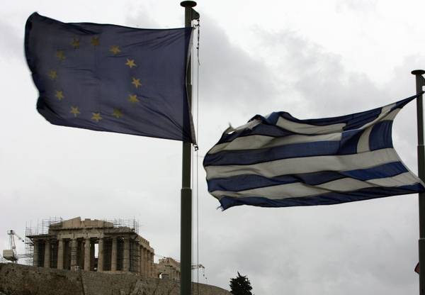 Greece struggling to stay in the eurozone