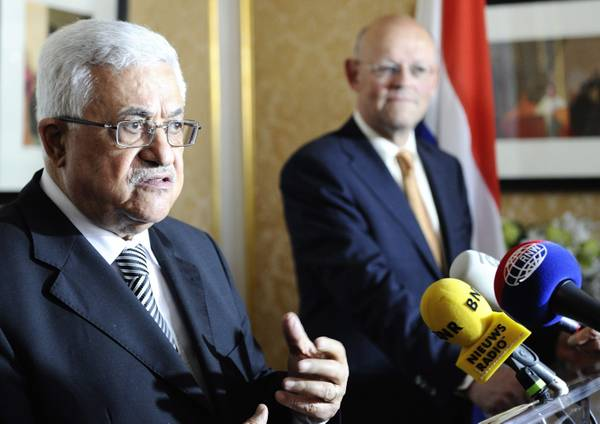 Tunnels, Hamas' goose with the golden eggs, says Abu Mazen