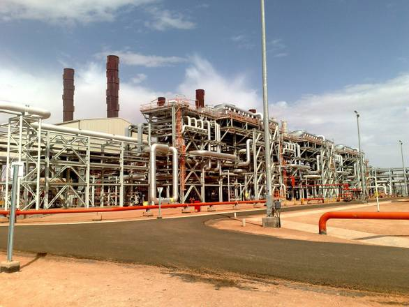 Attack on Amenas gas facility in Algeria