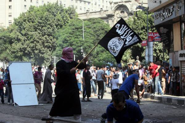 Protests and clashes in Cairo after the release of the anti-islam film 'Innocence of Muslims' in 2012 (archive)