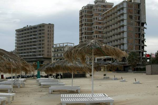 Cyprus: Rome exhibit on the ghost city of Famagusta - Cyprus
