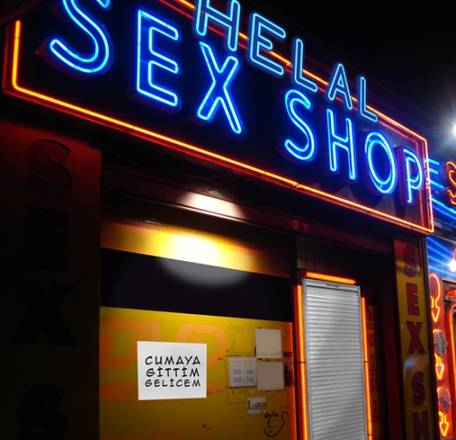 Turkey: first 'helal' virtual sex shop went live today