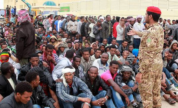 Saudi authorities clampdown on illegal foreign workers