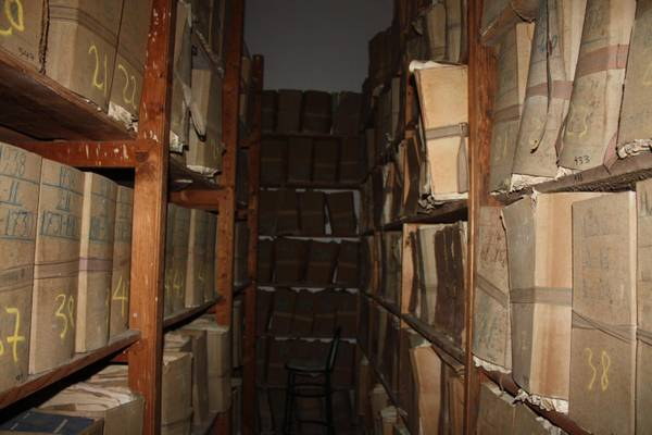The Carabinieri archive will be available to scholars once indexation is completed