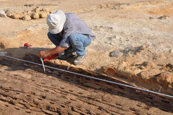 Archeology: Maqsud discovers 200 AD industrial zone in Sinai