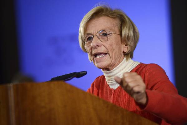 Support swells for Bonino to be Italian president