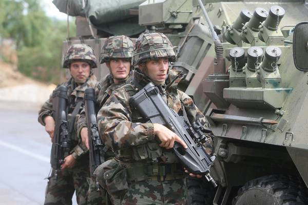 a critical analysis of the bombing of kosovo by nato forces Nato, the kosovo liberation army,  the article then provides a legal analysis of intervention  nato began its bombing campaign and operation allied force was.
