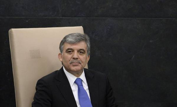 Abdullah Gul, President of Turkey (archive)
