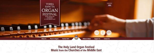 First International Organ Festival