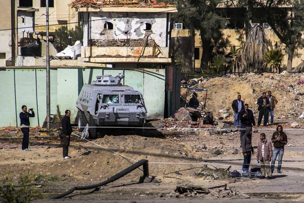 Up to 30 killed in several attacks in Sinai