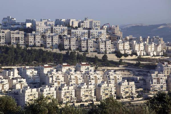 According to Peace Now, Israel is planning to build over 55,000 new homes for settlers