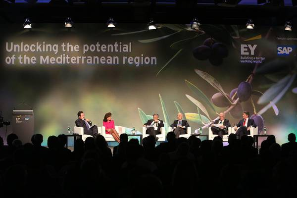 Italy should play key role in Med investment - EY forum