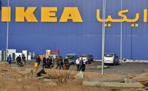 Morocco End Of Hostilities With Sweden Ikea Opens Politics
