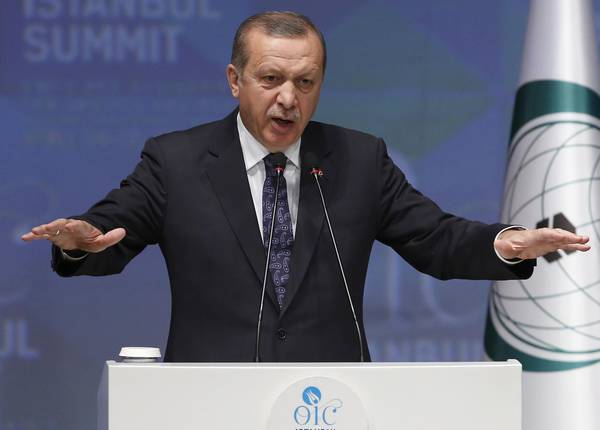 OIC conference: 'get rid of Sunni-Shia divisions', Erdogan