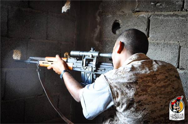 Fighting against ISIS militants still going on in Sirte