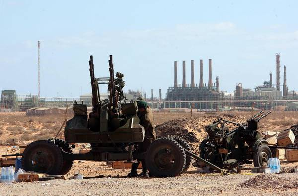Libya oil blockade by general Khalifa Haftar surpasses USD 4 bln in losses