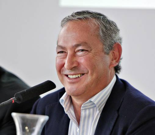 A file picture of Samih Sawiris.