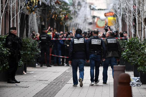 2f0ceccca4ac 3 dead, 14 injured in shooting at Strasbourg Xmas market - France ...