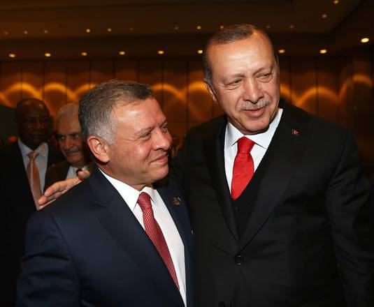 Jordan Suspends Free Trade Agreement With Turkey Politics Ansamed