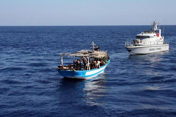 premium selection a6924 fa6f9 4 migrants missing at sea off Marettimo - General news ...