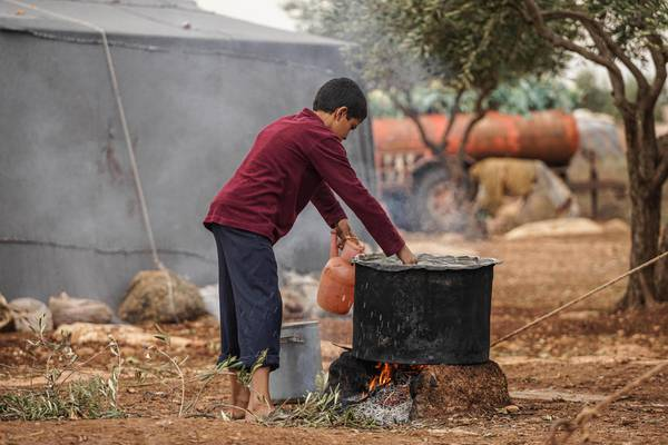 Syria: Oxfam, 80% under poverty threshold after 8-year war