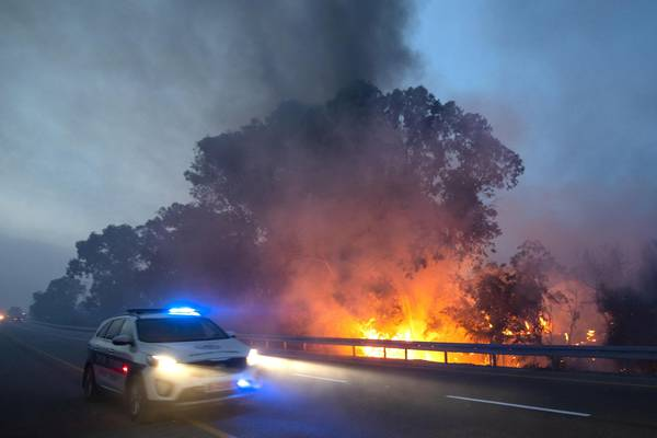 Image result for israel fire