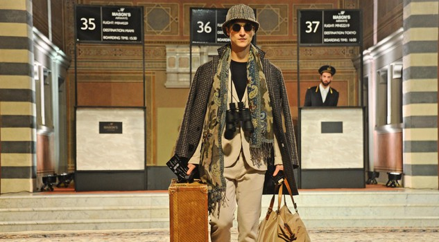 ... Fashion  Pitti Uomo 2016 in Florence  Mason s ... 0f48759d6d12