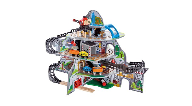 Mighty Mountain Mine. Hape International, vincitore Toy Award 2017