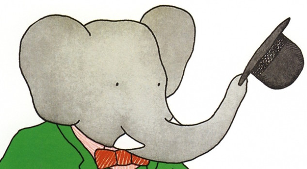 Babar di  Laurent de Brunhoff