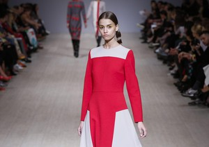 Lilia Poustovit - Runway - Ukrainian Fashion Week Autumn/Winter 2015-2016
