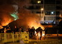 Dozens injured in night clashes in Beirut