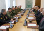 Russian defense minister meets with Assad in Damascus