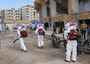 Coronavirus: In Syria, infection fears send displaced home