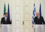 Greece to start lifting restrictions on Italians Monday