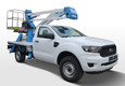 Ford Ranger, a gennaio nuova versione chassis cab (ANSA)