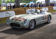 Goodwood, tornano eventi con celebrazione di Stirling Moss (ANSA)