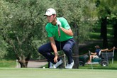 75th Open of Italy Golf tournament [ARCHIVE MATERIAL 20180531 ] (ANSA)