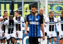 Serie A: Inter-Udinese 1-3 (ANSA)